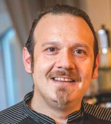 Andrea Montanari - Chef e Direttore di Ristorante Falsariga