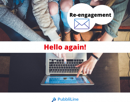 Re-engagement – Hello again!